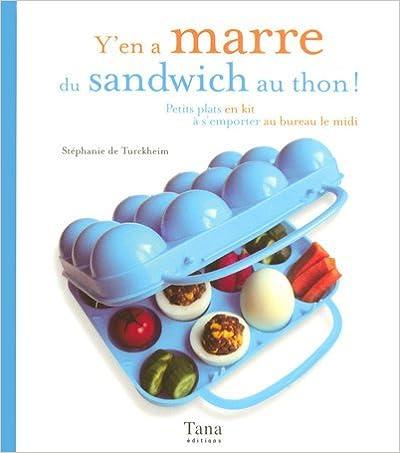 Livre gratuits Y EN A MARRE SANDWICH AU THON pdf, epub ebook