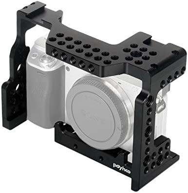 Poyinco A7RIII / A7III - Jaula para cámara Sony ILCE-7RM3 / A7R ...