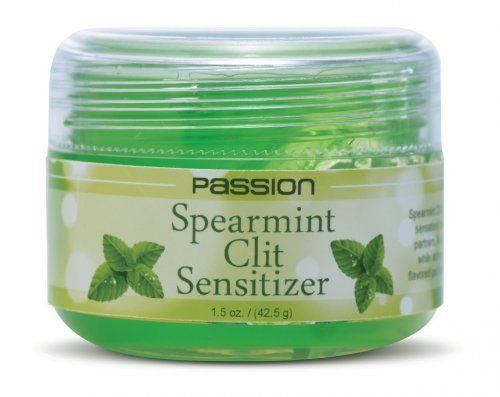 Passion [Spearmint] Clit sensibilisateur Enhancer du clitoris Sexe Oral: Size1.5 oz