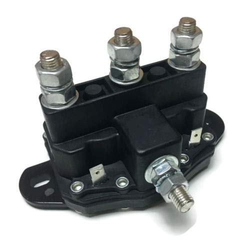 Tarp and Winch Motor Reversing Solenoid - 6 Terminals - 12V DC Contactor Switch