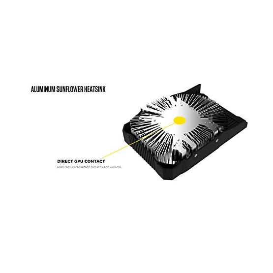 ZOTAC GeForce GTX 1050 Ti Mini, 4GB GDDR5 DisplayPort 128-bit Gaming Graphic Card (ZT-P10510A-10L) 41wBGPvfvbL. SS555