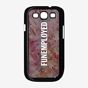 Zheng caseFunemployed- Plastic Phone Case Back CoverSamsung Galaxy S3 I9300