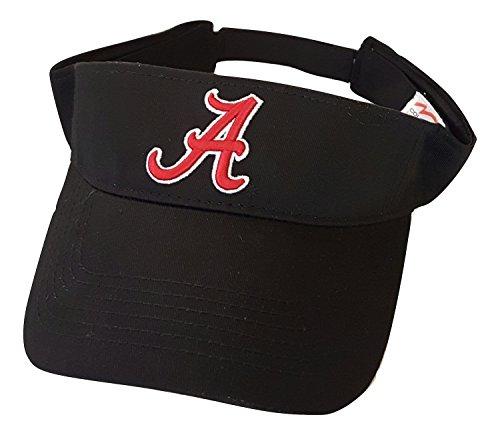 (Alabama Crimson Tide Adult Team Logo Black)