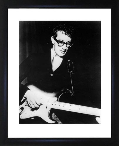 - Buddy Holly Framed Photo