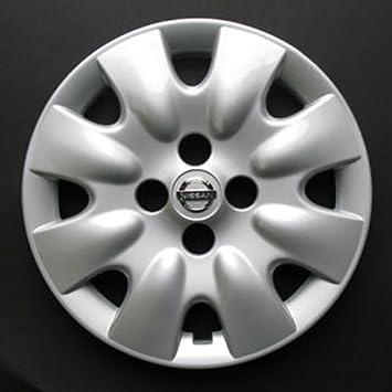 Wheeltrims Set de 4 embellecedores Nissan Micra 2002> / Note/Almera 2000-2006