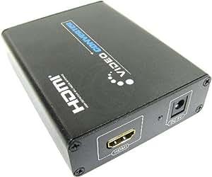 Cablematic - Conversor HDMI a YPbPr y Audio (1xHDMI a 5xRCA)