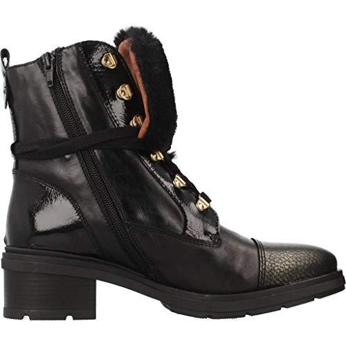 Boots Bottines Marque Noir Couleur HI87864 Modã¨Le Noir Boots Hispanitas Noir Bottines qH0Txw6