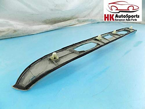 AUTO PARTS LAB Rear Trunk Lid Trim Molding Pearl White Acura TSX