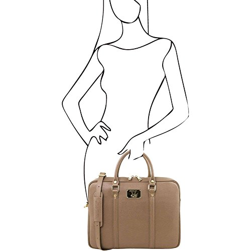 brown Shoulder One Bag Size Brown TUSCANY LEATHER Women's TL141626 SwqCTpYT