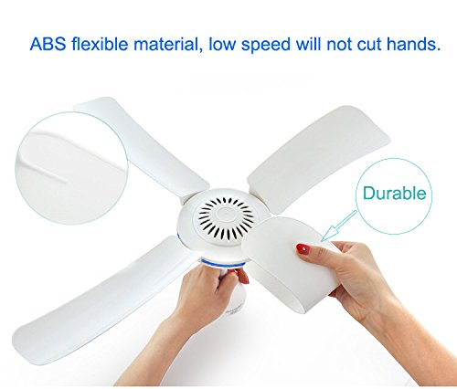 Dc 12v Ceiling Fan Portable Usb Fan For Camping Outdoor