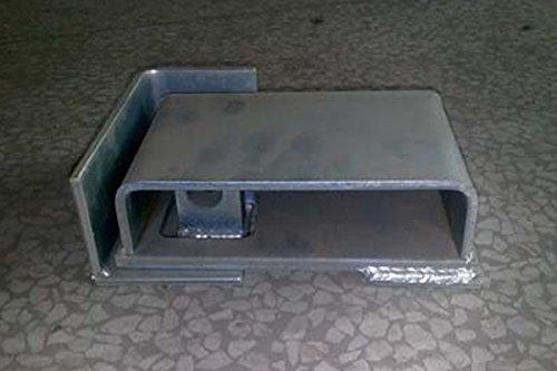 GEM - Lock Box, Weld-On (Gem Design)