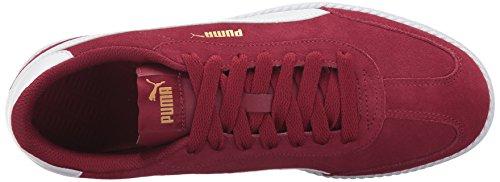 PUMA Mens Astro Cup Sneaker Tibetan Red-puma White jYtemVnGc