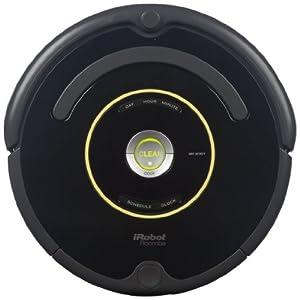 iRobot Roomba 650 Vacuum Cleaning Robot - Black