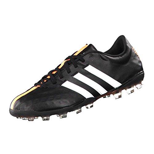 adidas Performance 11 PRO AG M Zapatillas de Futbol Soccer Cuero Negro para Hombre negro