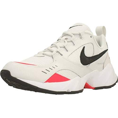 chollos oferta descuentos barato Nike Air Heights Zapatillas de Trail Running para Hombre Multicolor Platinum Tint Black Red Orbit White 1 40 EU