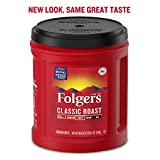 Folgers Classic Roast Medium Roast Ground