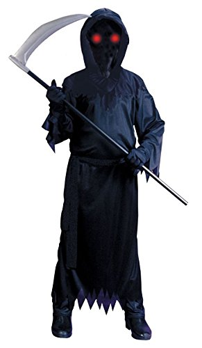 Creepy Vampire Costume (Fun World Fading Eye Phantom Costume, Medium 8 - 10,)