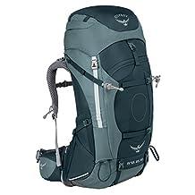 Osprey Ariel 65 Womens Hiking Backpack Medium Boothbay Grey