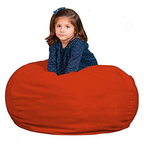 Kids Bean Bag Chair Premium Cozy Foam Filled Cozy Bean Bag