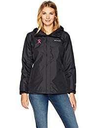 Women's Tested Tough In Pink Rain Jacket Ii