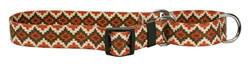 Yellow Dog Design Aztec Sand Martingale Dog Collar 1