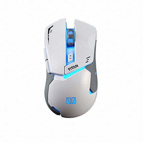 Amazon com: Stormx Titan Mark II 4000 DPI Gaming Mouse By Xenics for