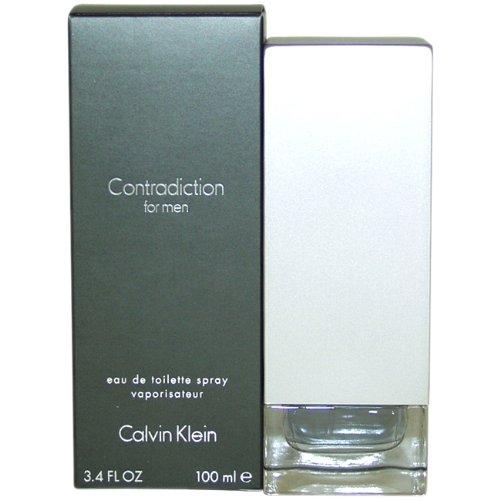 Contradiction de Calvin Klein pour homme, Eau de Toilette Vaporisateur, 3,4 once