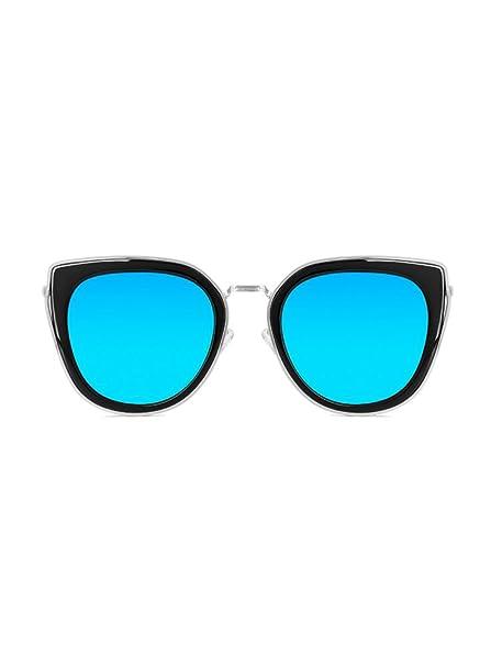 KOALA BAY Gafas de Sol Belle Mare Negro - Plata: Amazon.es: Ropa y accesorios