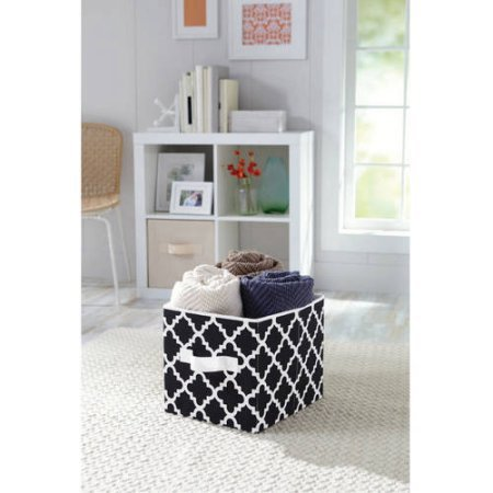 better-homes-and-gardens-collapsible-fabric-storage-cube-100-polyester-1-black-vertical-trellis