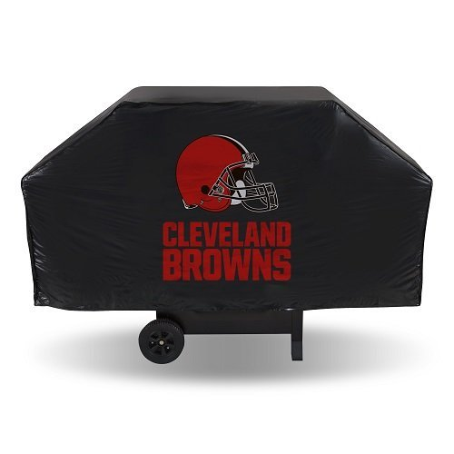- Rico Industries NFL Cleveland Browns Vinyl Grill Cover