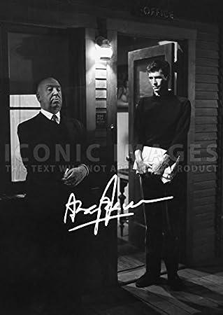 Psycho 1960 Movie Print Anthony Perkins Norman Bates Motel 117 X