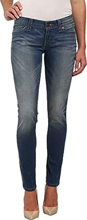 Levi's Juniors Demi Curve Skinny Jean (17/33 MEDIUM, BLUE)