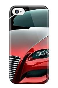 THYde Hard Plastic Iphone 6 4.7 Case Back Cover,hot Audi Locus Concept Car Cars Audi Case At Perfect Diy ending