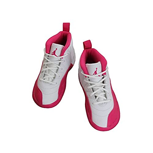 reputable site 4573d ea615 819666-109 KIDS INFANT JORDAN 12 RETRO GT JORDAN WHITE ...