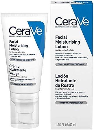 L'Oreal Cerave Crema Facial, 52 ml