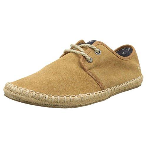 Pepe Jeans - Zapatos de cordones para hombre Beige