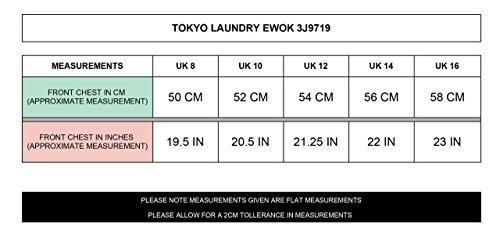 Laundry Tokyo Giacca Donna Grey Camo black ORdvqw