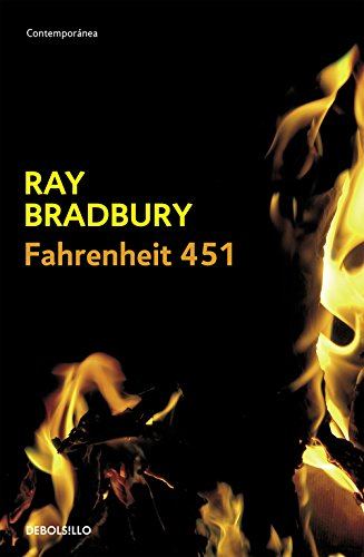 Fahrenheit 451 (CONTEMPORANEA) Tapa blanda – 5 dic 2016 Ray Bradbury DEBOLSILLO 8490321477 FICTION / Fantasy / General