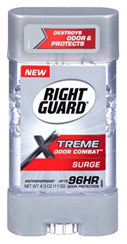 Right Guard For Men Xtreme Odor combat Gel Antiperspirant &