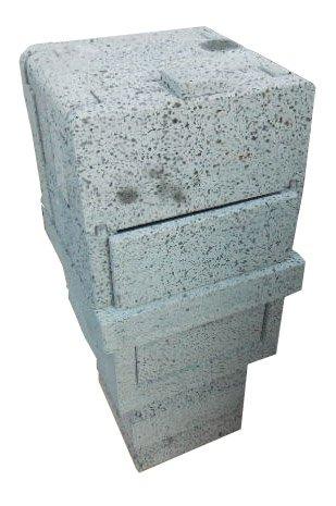 組み立てキット式溶岩窯 ピザ、バーベキュー用