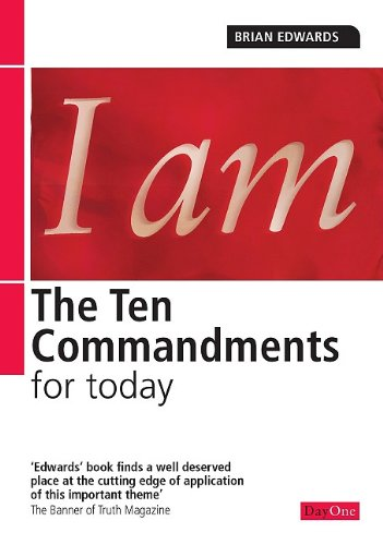 Ten Commandments for Today, The ebook