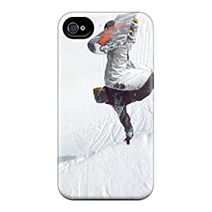 KBX32922FGoK Snowboarding Red Bull Free Style The Art Of Flight Fashion 6 Cases Covers For Iphone
