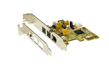 EXSYS 4-Port FireWire 1394B PCI-Express Card Tarjeta y ...