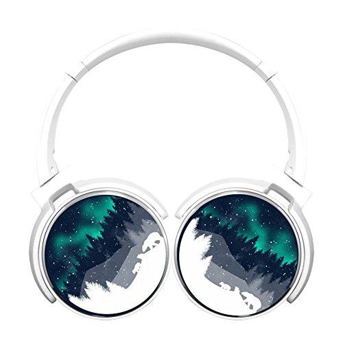 6Dian Stardust Horizon Headphones Over-ear Stereo Fold Wireless Bluetooth Earphone (Kjl Design)
