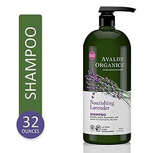 Avalon Organics Shampoo, Nourishing Lavender, 32 Oz