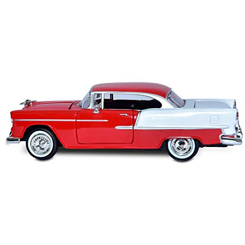 (1:24 1955 CHEVY BEL AIR (colors may vary))