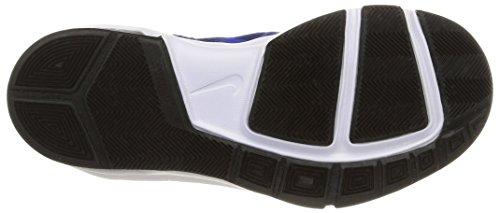 Nike Air Without a Doubt (Gs), Zapatillas de Baloncesto para Niños Azul (Game Royal / Reflect Silver-White-Black)