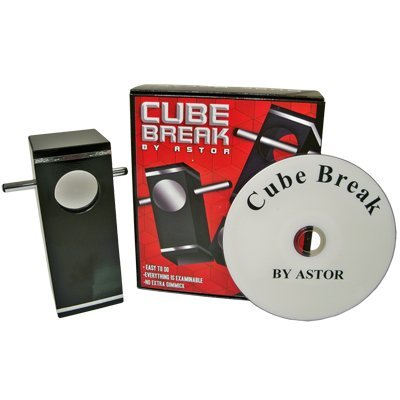 Cube Break by Astor - Trick by Astor Magic Bt