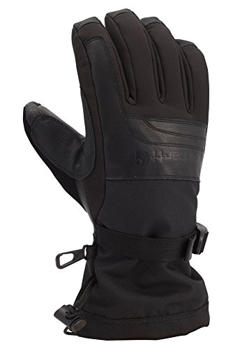 Carhartt The Cliff Glove (Carhartt Leather Waterproof Glove)