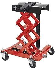 Sealey TJ150E Floor Transmission Jack 150kg - Red